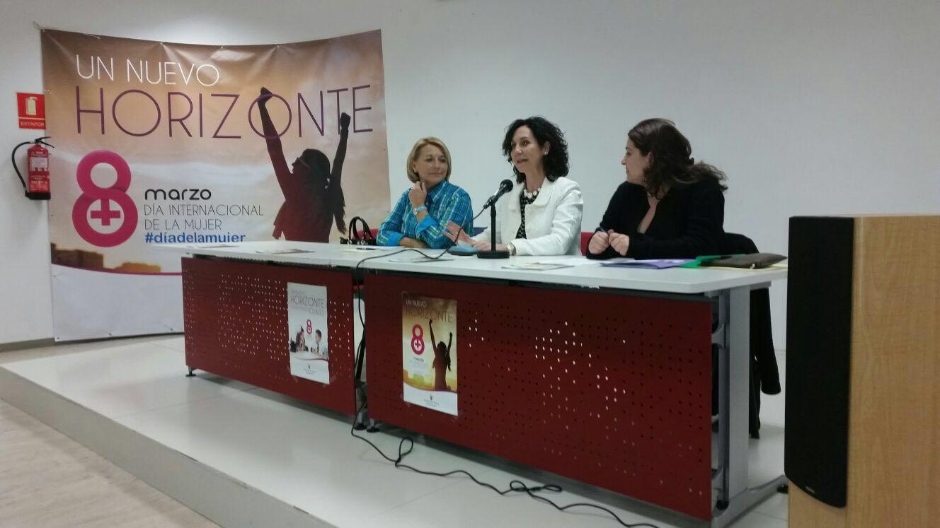 Marina Sánchez coloquio mujeres empresarias