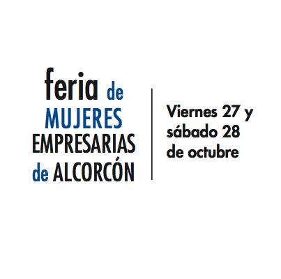 Feria de mujeres empresarias de Alcorcón
